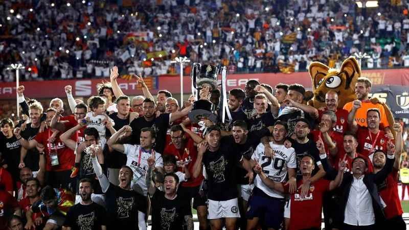 İspanya Kral Kupası Valencia'nın