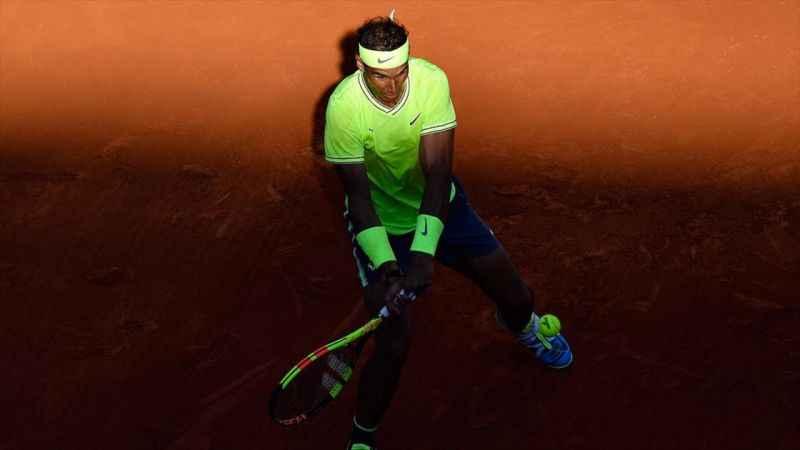 Nadal'dan tarihi şampiyonluk