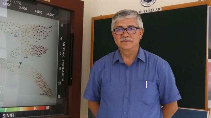 Türkiye gezegenine isim arıyor