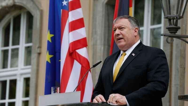ABD, Umman Körfezi'ndeki saldırıdan İran'ı sorumlu tuttu