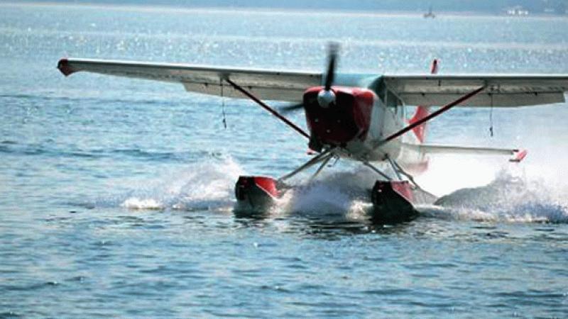 Büyükşehir, deniz uçağını satıyor