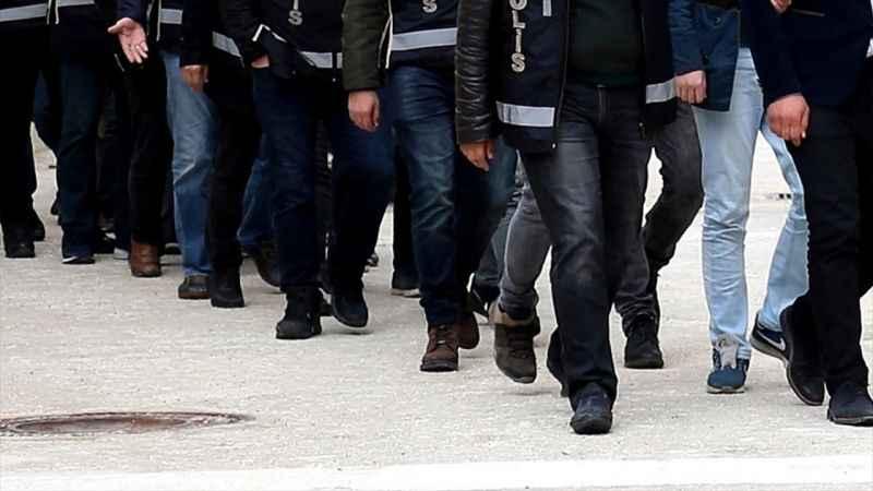 Kara Kuvvetlerindeki 'ankesör' soruşturmasında 32 gözaltı kararı