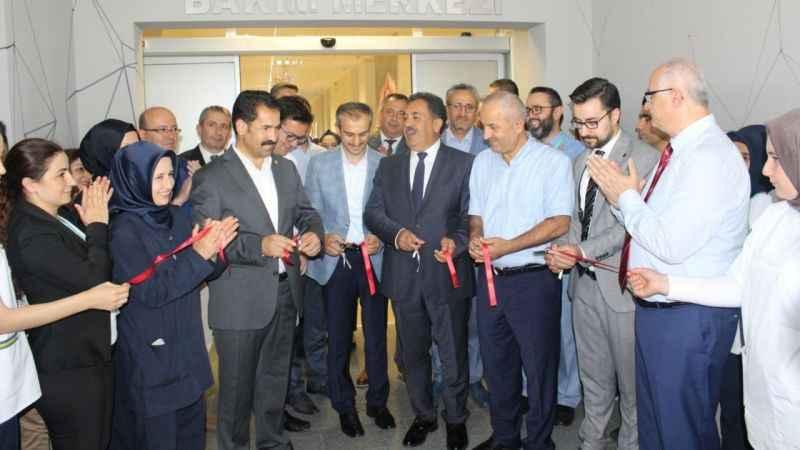 Gebze'de Palyatif Bakım Merkezi açıldı