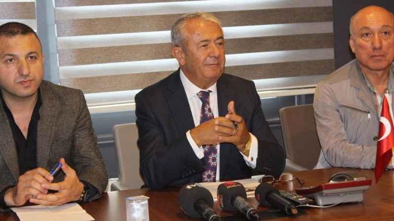Cengiz Sarıbay, Hamza Şayir'e yüklendi