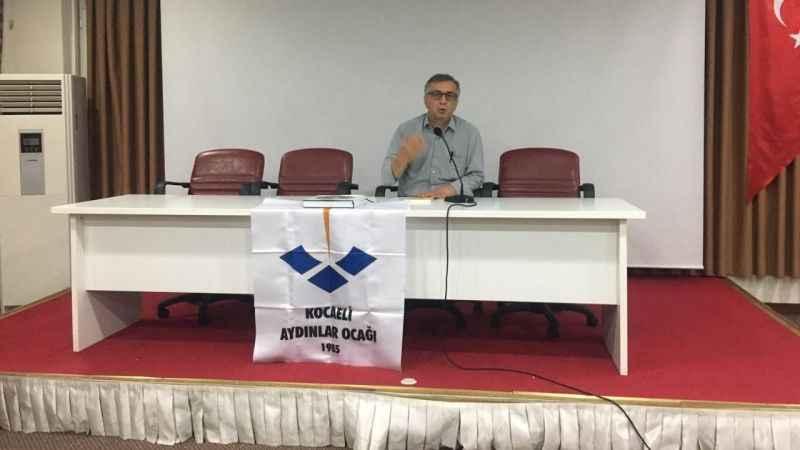 Aydınlar Ocağı'nda  Mehmet Azimli rüzgârı