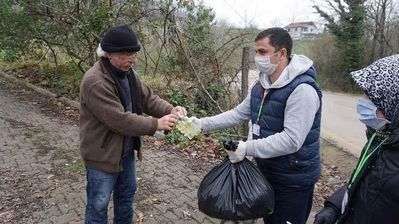 Paşa dedenin yardımına İzmit Belediyesi koştu