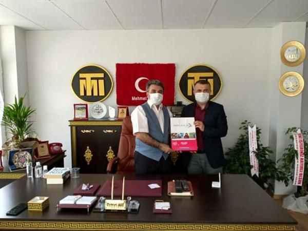 Safir Koleji'nden Mehmet Irak'a ziyaret