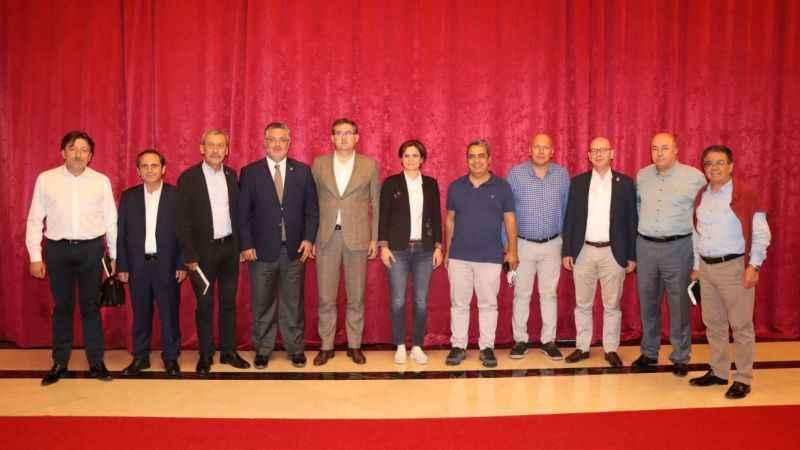 CHP Marmara Bölgesi İl Başkanları Kocaeli'de buluştu