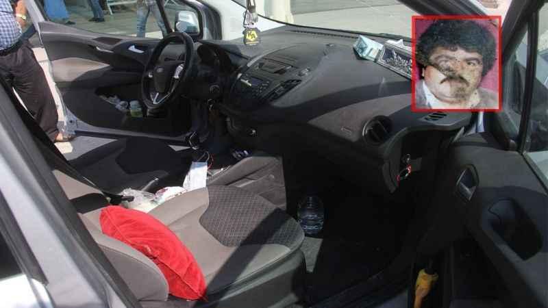 Arabada arı sokması sonucu öldü