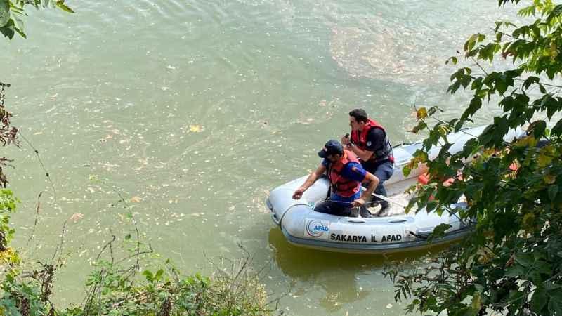 12 yaşındaki çocuk suda kayboldu