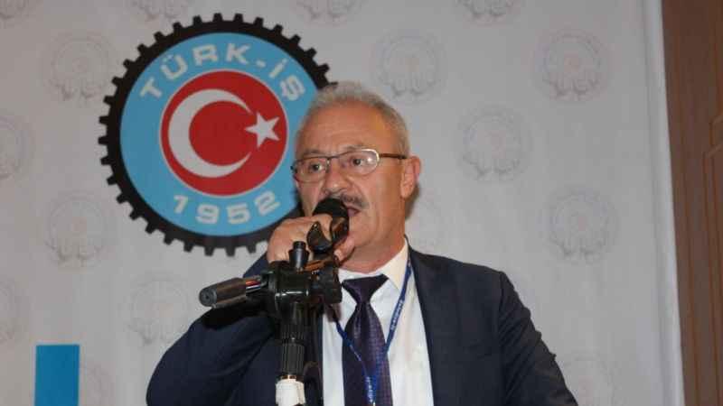 Belediye-İş'te Osman Şar yeniden başkan
