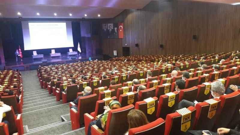 İzmit'te okul müdürleriyle toplantı yapıldı