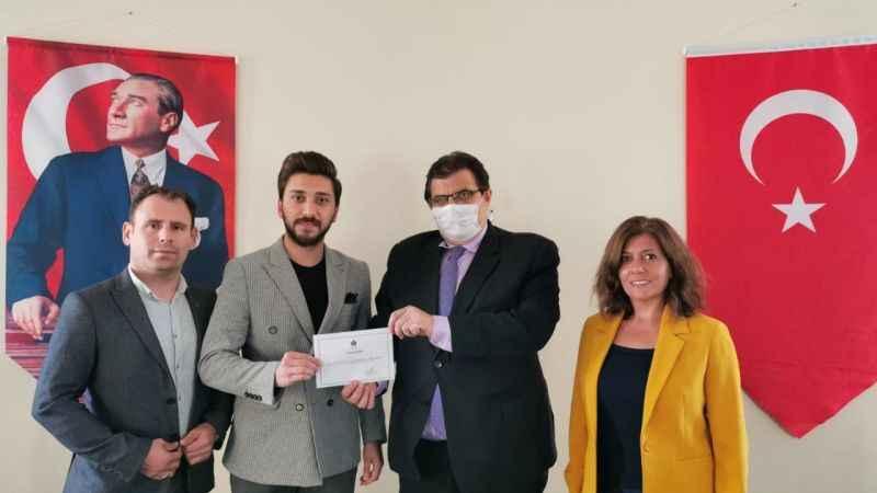Gelecek Partisi Çayırova Kağan Demirci'ye emanet