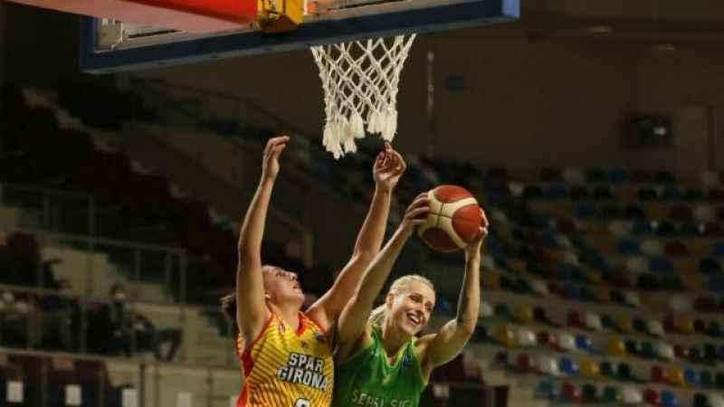 Girona'nın fendi Sepsi'yi yendi: 76-54