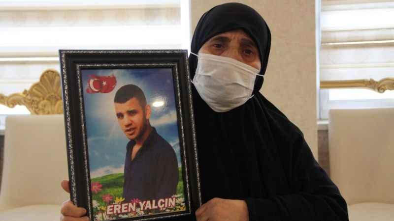 Diyarbakır anneleri kısıtlamaya rağmen eylemlerini sürdürüyor