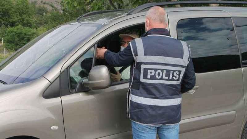 Kurallara uymayan 195 şahsa ceza uygulandı