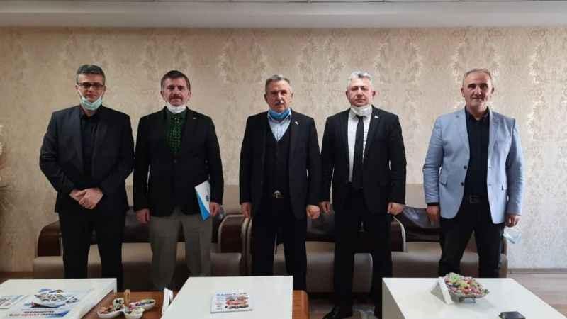 Türk Büro Sen dosyasını genel merkeze gönderdi