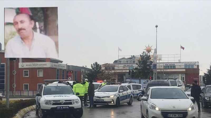 Kazada yaşamını yitiren yaşlı adam toprağa verildi