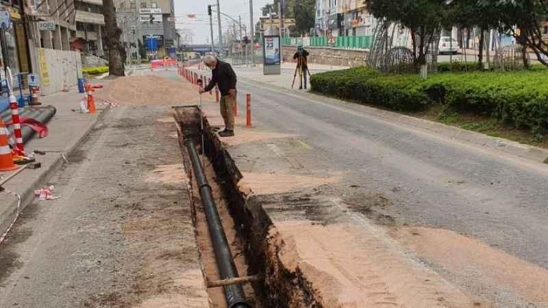 İzmit'te altyapı projesi başladı!  13 mahallede çalışma yapılacak