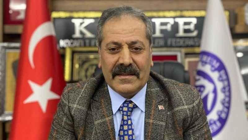 Başkan Dursun'dan 'Ermeni Soykırımı' olarak tanımlamasına sert tepki