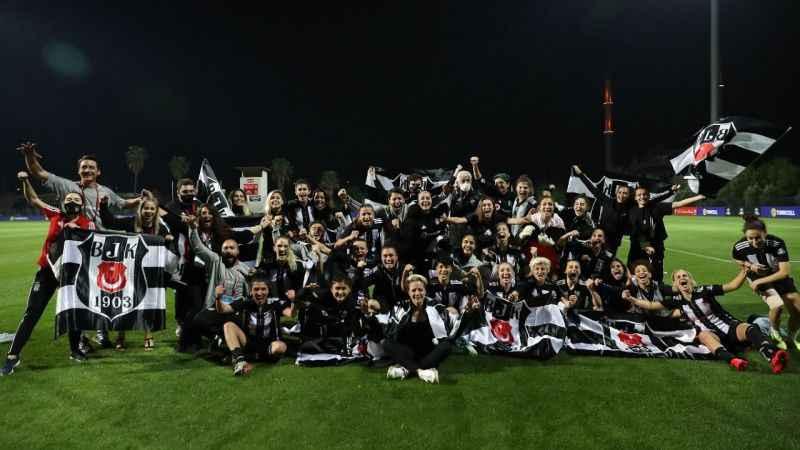 Turkcell Kadın Futbol Ligi'nde finalistler belli oldu