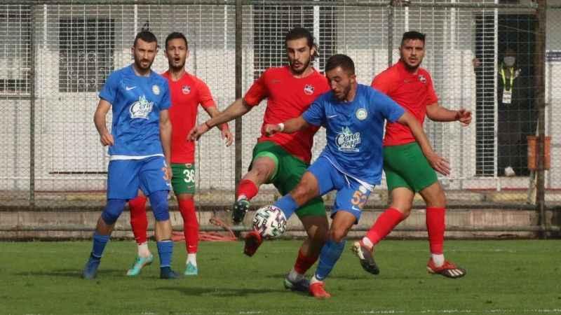 Diyarbekirspor 3.Lig'de en az yenilen takım oldu