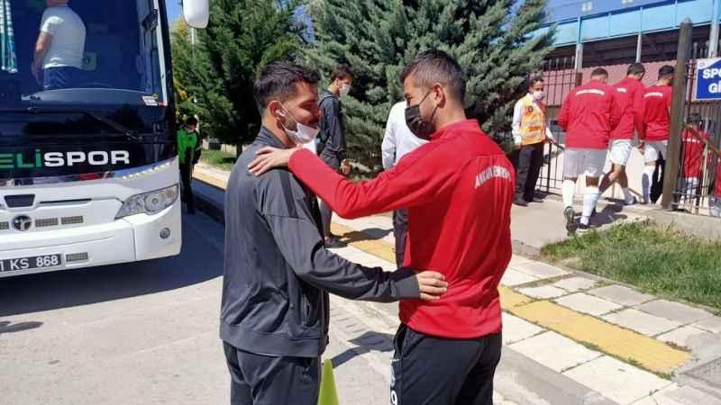 Zorlu çeyrek final öncesi Kocaelispor Ankara'da...