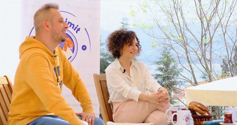 'Çay Simit İzmit' sohbetleriyle İzmitliler ünlü isimleri ağırlayacak