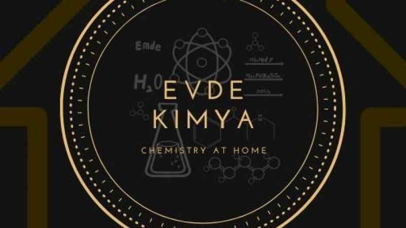 """Ertuğrulgazi Anadolu Lisesi'nden """"Evde Kimya Deneyleri"""" projesi"""