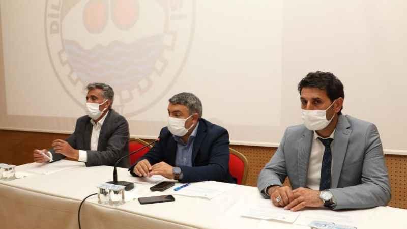 Başkan Şayir'den iki müjde birden: Şehit Nihat Karataş stadı onarılıyor