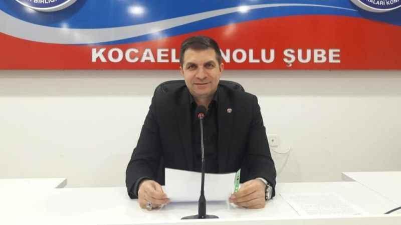 """""""Kocaeli'de yetkili sendika değişmedi"""""""