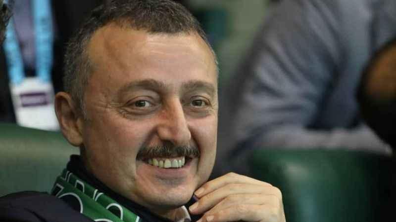 Büyükakın Kocaelispor için Trabzon'da
