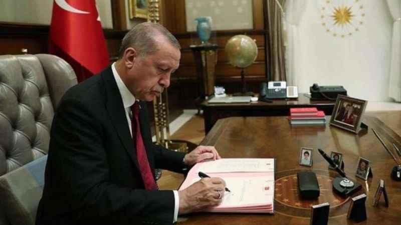Resmi Gazete'de yayımlandı, Erdoğan HSK'ya 4 üye atadı