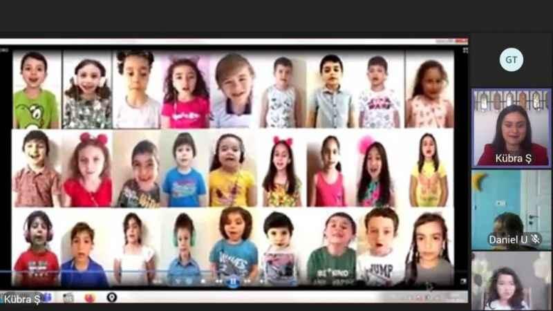 ODTÜ GV Özel Kocaeli Okullarında okuma şenliği heyecanı