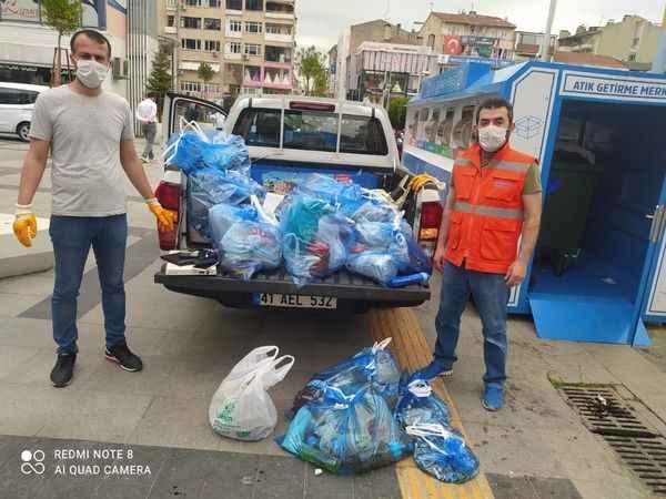 Çevre dostu İzmit Belediyesi ile geri dönüşüm farkındalığı artıyor
