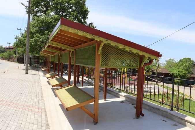 İzmit Belediyesi Karaabdülbaki Üretici Pazarı hizmete hazır