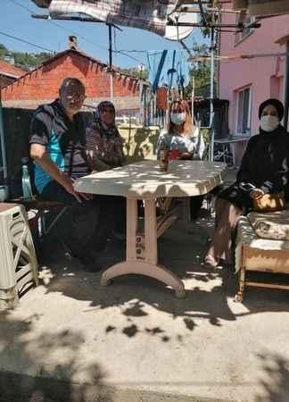 Cemil Meriç Engelsiz Yaşam Merkezi'nden öğrenci ailelerine ziyaret
