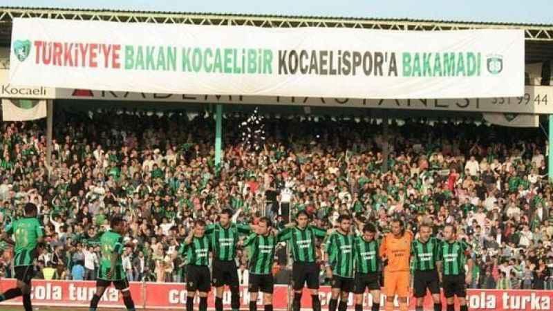 Kocaelispor'un başarı kronolojisi özeti! Nerede nereye