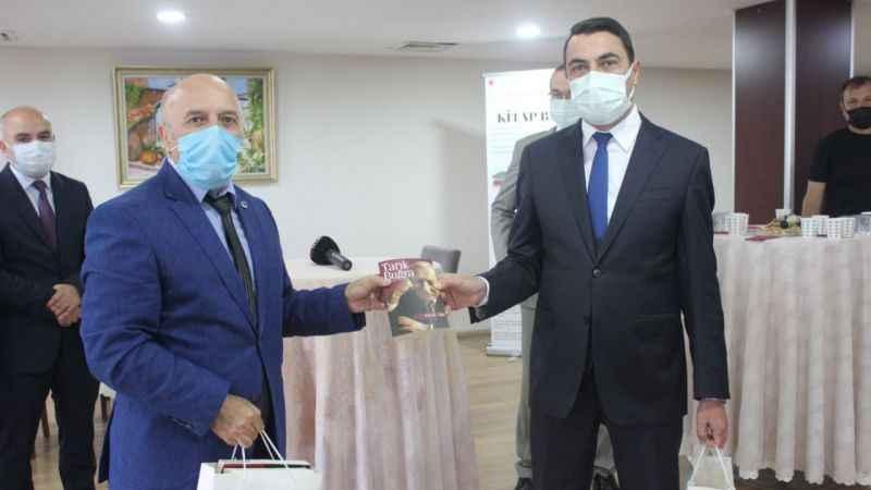 Kocaeli'de ceza infaz kurumları için kitap kampanyası başlatıldı