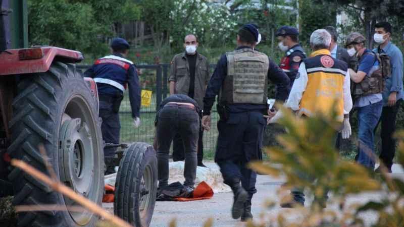 Babasını öldürüp 9 kişiyi yaralamıştı, tutuklandı