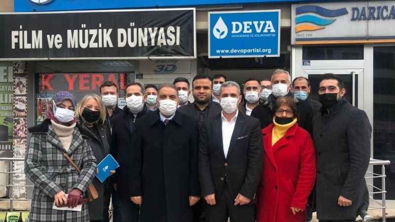 Darıca DEVA ile Türk Kızılay'ından kan bağış kampanyası