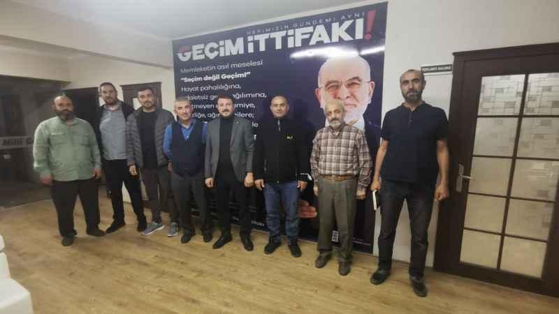 Saadet Gebze'nin önceliği geçim ittifakı