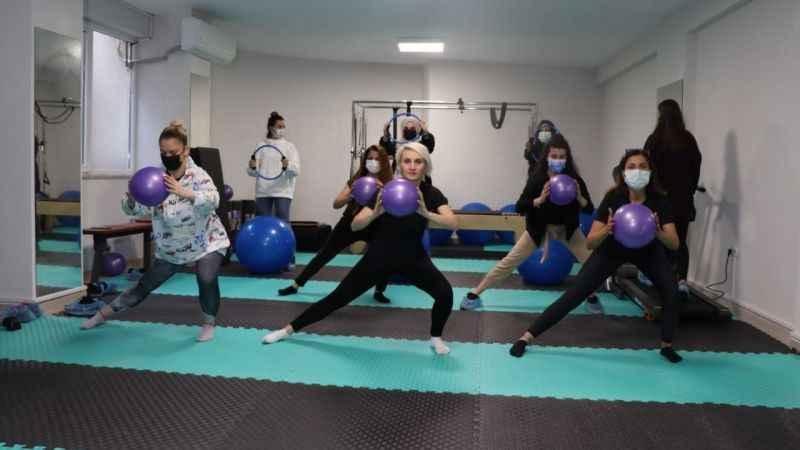 İzmitli kadınlara müjde! Ücretsiz fitness salonları yeniden açılıyor