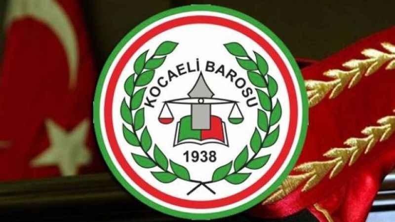 Kocaeli Barosu'nun genel kurulu 3'üncü kez engellendi