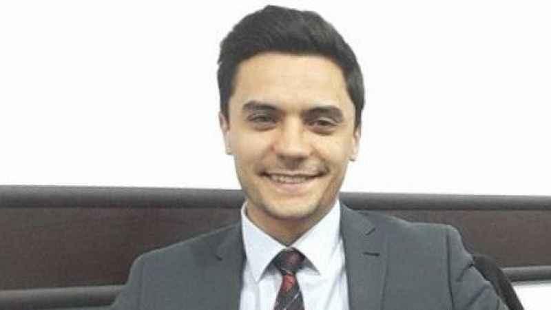 İSU Genel Müdürü Ali Sağlık'ın oğlu istifa etti