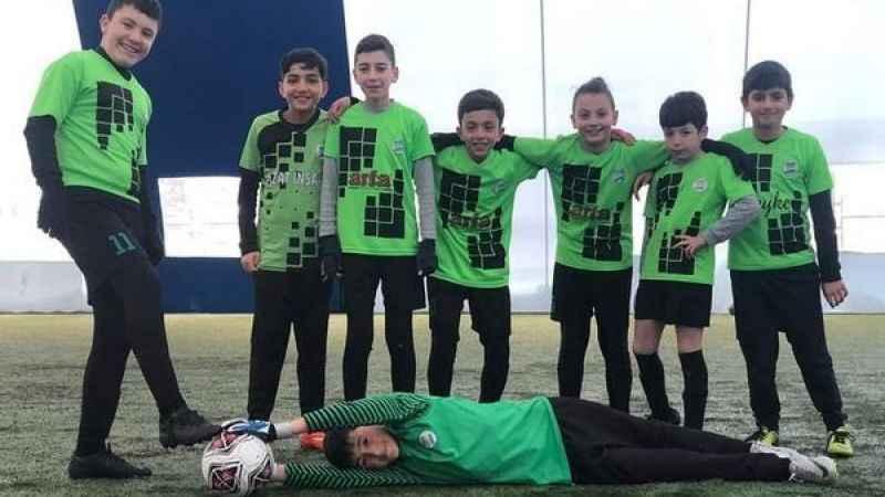 Değirmendere futbol okulu kayıtları başladı