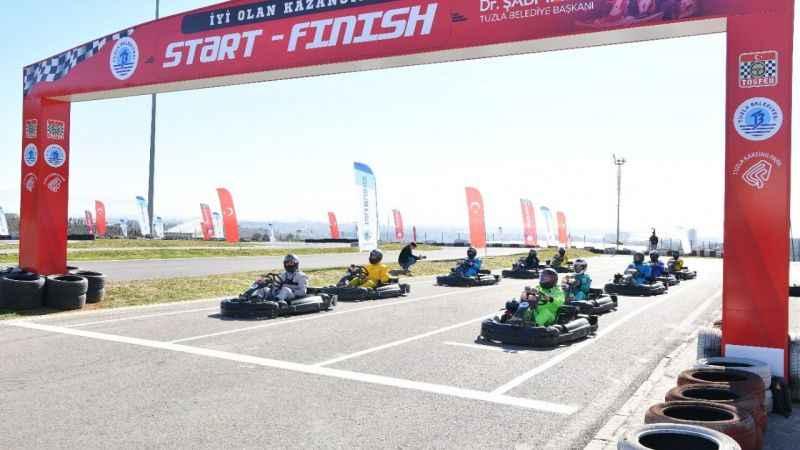 Türkiye Karting Şampiyonası Tuzla'da ilk yarış ile başlıyor