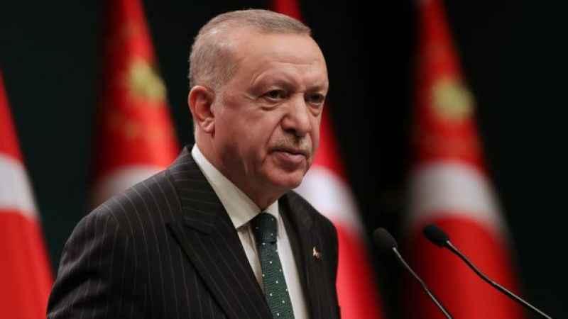 Erdoğan, LGS sınavına girecek öğrencilere başarı diledi