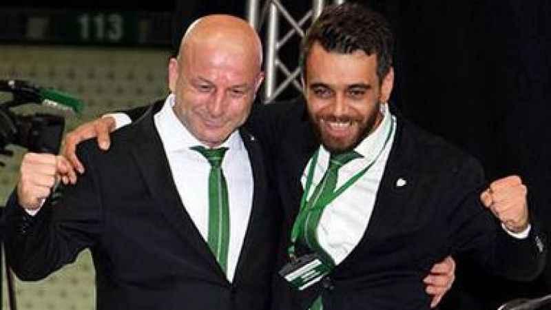 Bursa'da başkan Gülgüler oldu