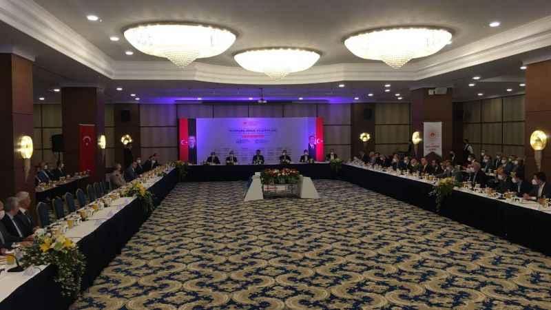 Marmara Denizi Eylem Planı toplantısı başladı